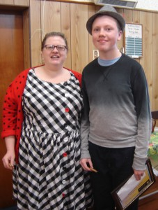 Oliver and his Mum  - Copy